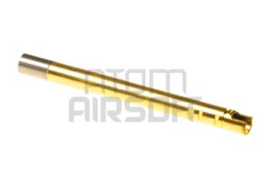 Maple Leaf Crazy Jet tarkkuuspiippu 6,04mm GBB-pistooleille, 91mm