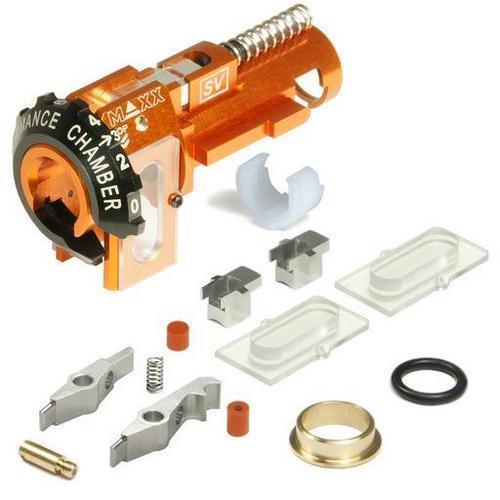 Maxx Model CNC hoppikammio SV - VFC SCAR-L/H