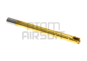Maple Leaf Crazy Jet tarkkuuspiippu 6,04mm GBB-pistooleille, 106mm