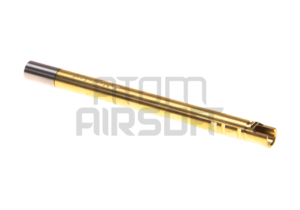 Maple Leaf Crazy Jet tarkkuuspiippu 6,04mm GBB-pistooleille, 106mm (Kopio)