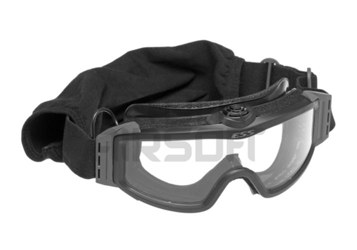 ESS Profile TurboFan ballistiset suojalasit - musta