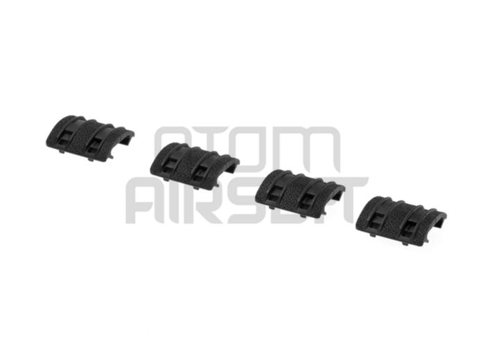 Magpul XTM® Enhanced Rail Panel, kiskopanssarit - musta